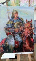 Картины маслом на заказ в Астане Продам картину