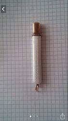 Кулон карандаш золото 56 пробы,  19 век Александр Вякева (Работал на Фа